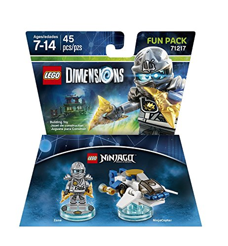 Ninjago Zane Fun Pack - LEGO Dimensions by Warner Home Video - Games