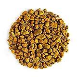 Kurkuma Kräutertee Biologischem Anbau – Tee aus dem Gewürz des Lebens – Curcuma longa Gelbwurz Kräuter Tee Bio Tumeric - Kurkumawurzel 100g