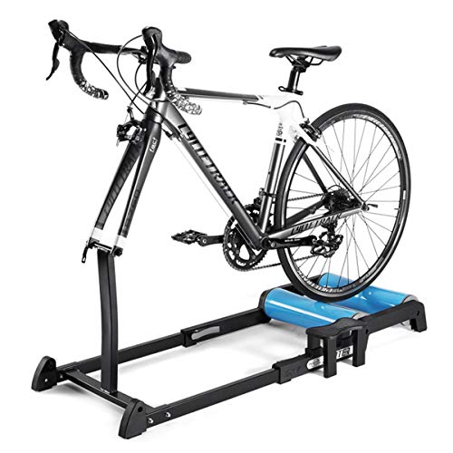 Roller Trainer Indoor Cycling Bike Stand Home Bicycle Exercise 24-29 Inch 700C MTB Road Bike...