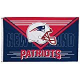 ZEWLLY NFL Champion Flag Teams 3\ X 5\ (90cm x 150cm) Double Sided Fans Banner New England Patriots