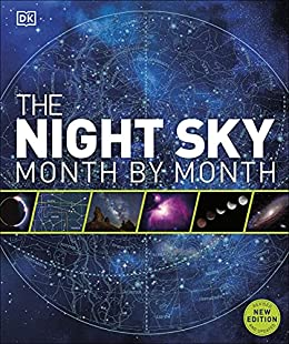 The Night Sky Month by Month by [DK]