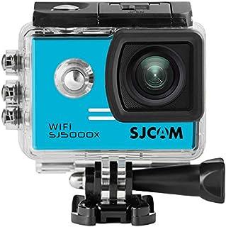 16GB TFカード+ SJCAM SJ5000XエリートスポーツアクションカメラウルトラHD 2.0インチLTPS WiFi 4K 24fps 2K30fpsジャイロスポーツDV 2.0 LCD NTK96660ダイビング30m防水アクションカメラ+ 1pcsバッテリー充電器+ 1pcs余分なバッテリー(white)