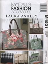 McCall's Fashion Accessories Pattern M4531 for Business Bags by Laura Ashley