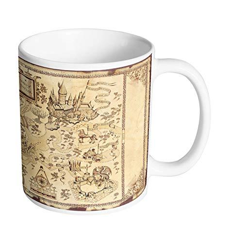 Mug Harry Potter - Carte du Maraudeur