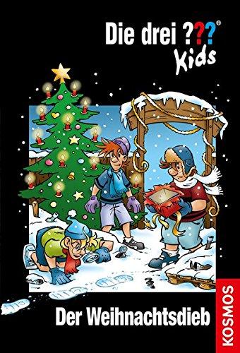 Die drei ??? Kids, 57, Der Weihnachtsdieb