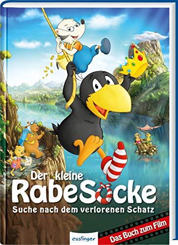 Der kleine Rabe Socke: Suche nach dem verlorenen Schatz: Filmbuch