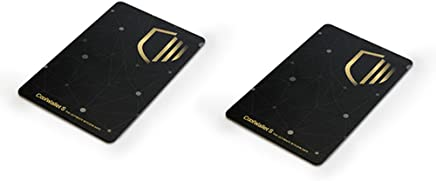CoolWallet S Duo | Bitcoin Hardware Wallet 2 Pack