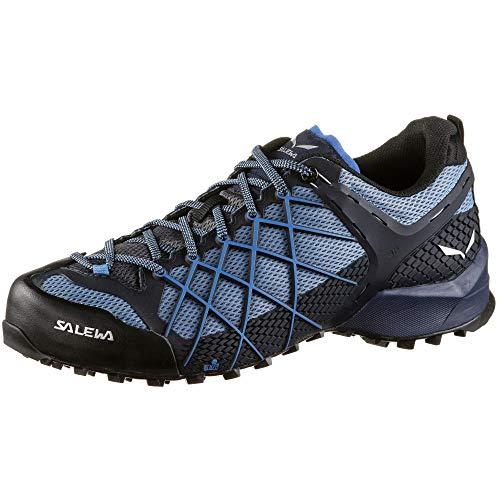 Salewa Ms Wildfire, Zapatillas de Senderismo para Hombre, Azul (Premium Navy/Royal Blue...