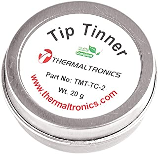 Thermaltronics FBA_TMT-TC-2 Lead Free Tip Tinner, 20 g in 0.8 oz. Container