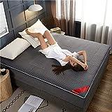 Colchones Futon, Respirable Tatami Dormir Plegable...