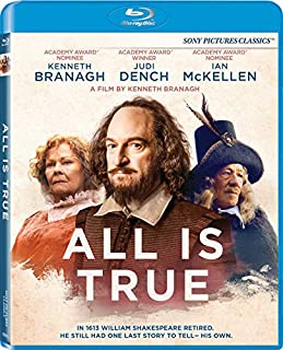 Blu-Ray - All Is True [Edizione: Stati Uniti] (1 BLU-RAY)