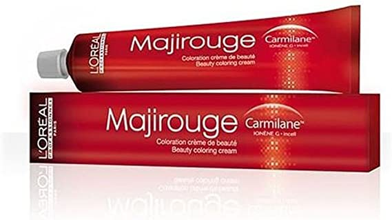 Loréal paris - Majirouge 7, 40 mittelblond intensives kupfer rubilane (50 ml)
