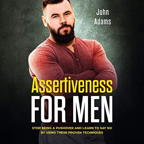 Assertiveness for Men audiobook cover art