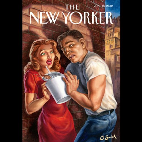The New Yorker, June 18th 2012 (Ryan Lizza, Jill Lepore, John Lanchester) cover art