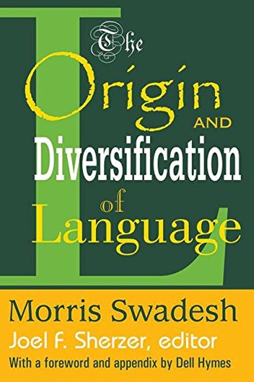 The Origin and Diversification of Language