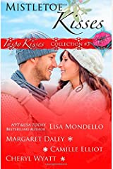 Mistletoe Kisses: Part 2 (Inspy Kisses) Paperback