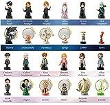 Collezione Completa Tutti i 24 Personaggi della Raccolta I Nuovi Wizzis 2019 Harry Potter Esselunga Gadget Mini Figures Collezionabili Sorpresine Rowling Disney Animali Fantastici