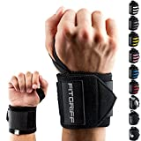 Fitgriff Handgelenk Bandagen [Wrist Wraps] 45cm Handgelenkbandage für Fitness, Bodybuilding,...