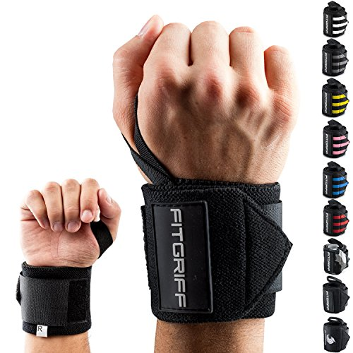 Fitgriff Bandagen Wrist Wraps Bild