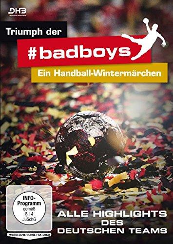 Triumph der badboys - Ein Handba...