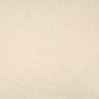 Designer Fabrics A099 54 in. Wide Off White Small Check Patterned Upholstery Fabric