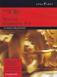 Rossini - Guglielmo Tell / Zancanaro, Merritt, Studer, Surjan, d'Intino, Muti, La Scala Opera by Giorgio Zancanaro