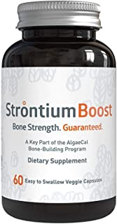 Strontium Boost – Natural Strontium Citrate Supplement (1 Bottle)