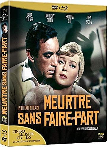Meurtre sans Faire-Part [Combo Blu-Ray + DVD] [Broché]