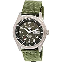 [セイコー] Seiko 5 Sport Automatic Khaki Dial Mens Watch SNZG09K1 [並行輸入品]