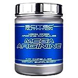 SCITEC Nutrition Mega Arginine - 140 caps.
