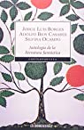 Antologia de la literatura fantastica par Jorge Luis Borges