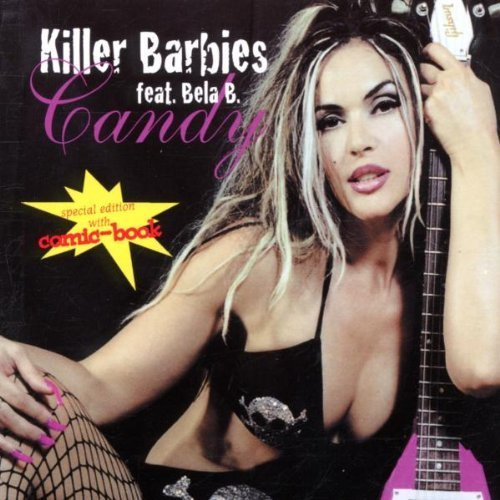 Candy Digipak by Killer Barbies