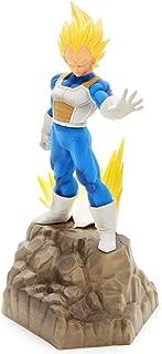 Action Figure Dragon Ball Z - Vegeta Absolute Perfection Bandai Banpresto Multicor