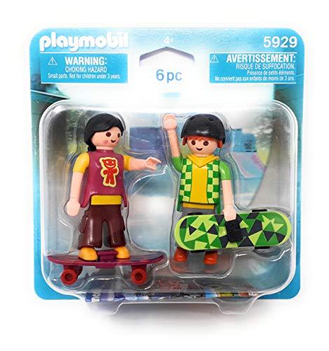 Playmobil 5929 - Duo-Pack Skateboarder