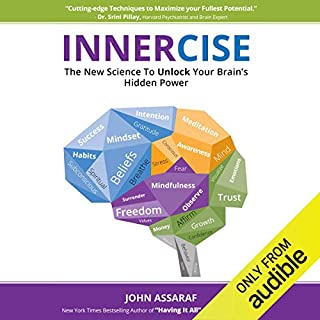 Innercise: The New Science to Unlock Your Brain's Hidden Power audiobook cover art