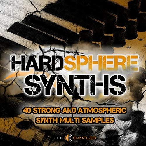 Hardsphere Synths - 40 ejemplos de sintetizadores fuertes y atmosféricos| SF2 Samples DVD non BOX