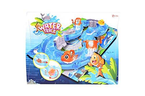 Toi-Toys- Circuit d'eau Figurine, 65240A, Multicolore