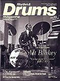 Rhythm Drums magazine (リズム アンド ドラムマガジン) 2019年10月号 雑誌