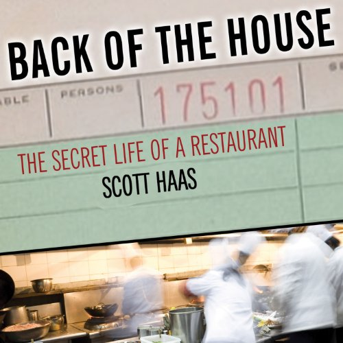 Back of the House audiobook cover art