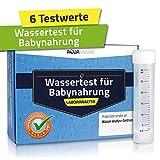 Wasser Test 'Baby' – Analyse der wichtigsten Stoffe im Leitungswasser - Wassertest im Labor