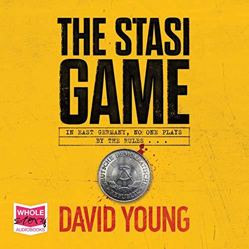 The Stasi Game Titelbild