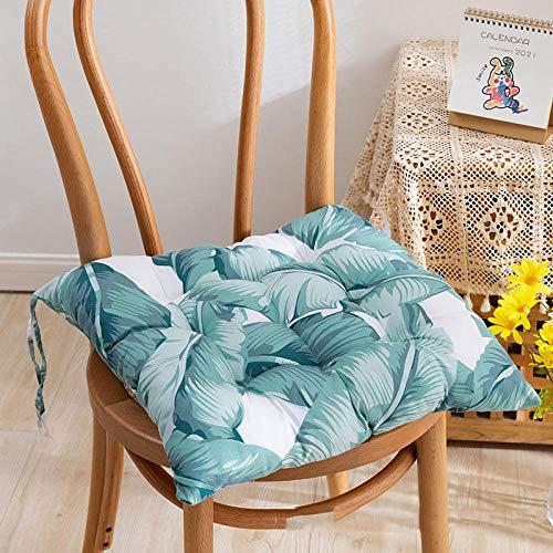 Yumhouse Almohadillas de Fieltro Adhesivo,Cojín de impresión Grueso 4PCS, cómodo cojín para Silla de sofá-K,Cojín para el Suelo
