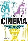 Tout sur le cinéma - Panorama des chefs-d'oeuvre et des techniques - Flammarion - 01/05/2019
