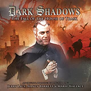 Dark Shadows - The Fall of the House of Trask audiobook cover art