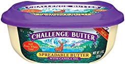 Challenge Dairy, Spreadable Butter with Canola Oil, 8 oz