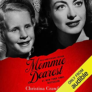 Mommie Dearest: 40th Anniversary Edition cover art
