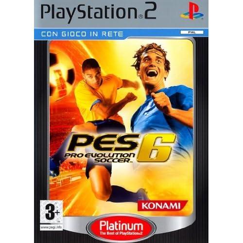 Pro Evolution Soccer 6 PLT