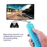 TopHGC Wii-Controller, Wii-Joysticks, drahtloses Gamepad Wii-Fernbedienung Game Remote Control Joystick