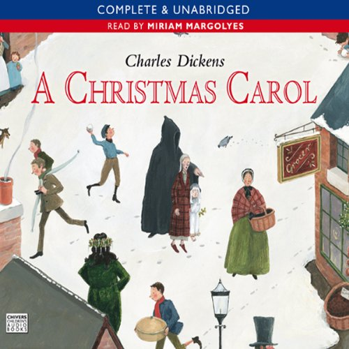 A Christmas Carol [BBC Version]                   Written by:                                                                                                                                 Charles Dickens                               Narrated by:                                                                                                                                 Miriam Margolyes                      Length: 3 hrs and 15 mins     Not rated yet     Overall 0.0