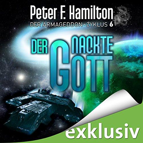 Der nackte Gott (Der Armageddon-Zyklus 6) audiobook cover art